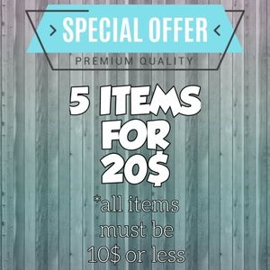 Other - 5 for 20
